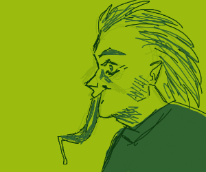 guy with lizard tongue