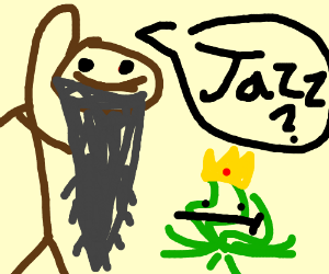 Old man asks king kale who is Jazzs
