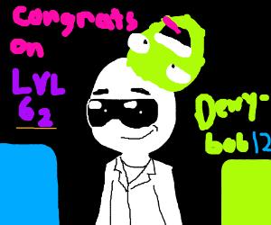 Dewybob Is Level 62!