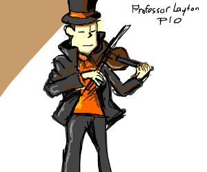 Professor Layton PIO