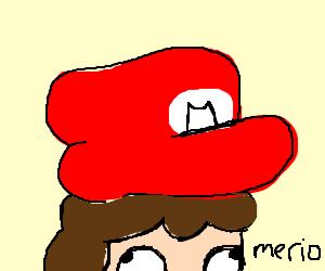 ITS-A-ME! MERIO!