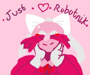 Dr. Robotnik as Monika