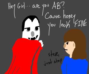 Smooth Talking Vampire