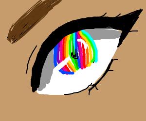 striped eyes
