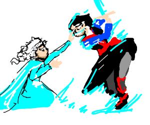 Elsa vs, Mulan