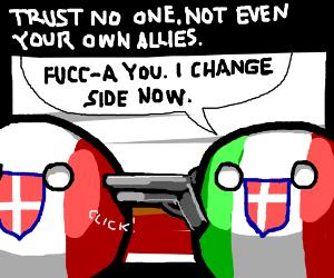 World War Meme