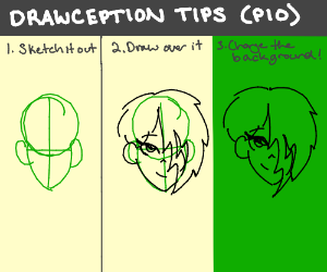 Drawception Tips PIO (Take Your Time)