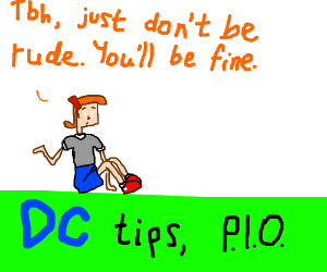 Believe in yourself (Drawception Tips PIO)