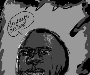 Uganden knuckles asks do u no da wae