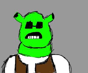 Swag Robber Shrek