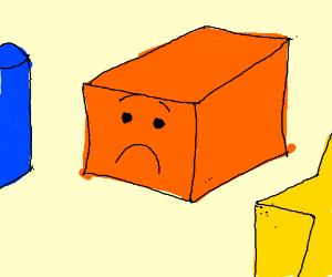 A discontent block