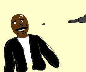 steve harvey assassination