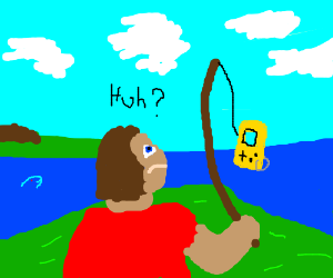 gameboy3245 fishing