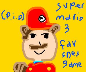 Favorite SNES game PIO