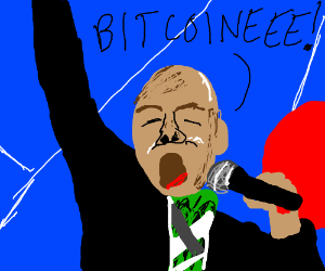 ainsley harriott sings BITCOINNEEEEEEEEEEEEEEE