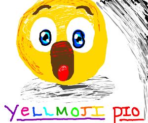 Yellmoji PIO