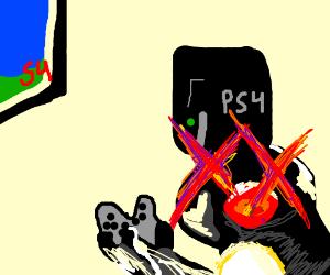 ps4 controls enough intuitive for pengu