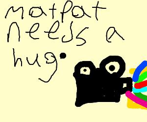 MatPat needs a hug