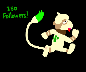 Congrats Doodle Squad on 251 followers!