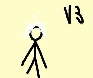 Kiibo (Danganronpa V3) - Drawception