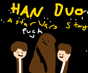 Han Duo: A Star Wars Story