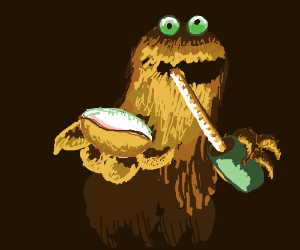 Coffee Monster for Cole