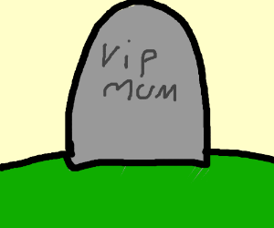 moms tombstone