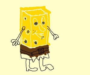 SpongeBob ScarePants