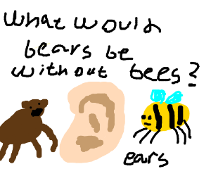 Image of: Arguing Bad Animal Puns Mashable Bad Animal Puns Drawing By deleted Drawception