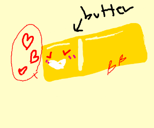 affectionate butter