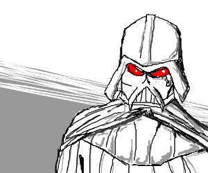Albino Vader