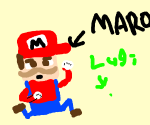 Mario bros game