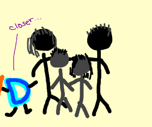 drawception brings families closer together.