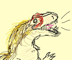 dinosaur attacks