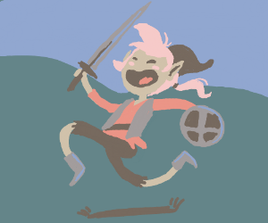Elf Adventure Boy