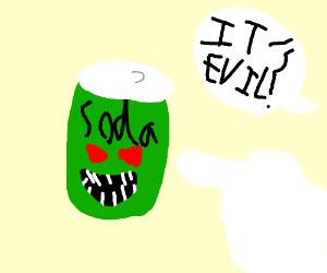 Soda's true intent