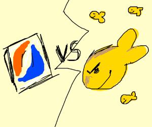Tide Pod vs Snacc that Smile Bacc