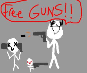 Free Guns!