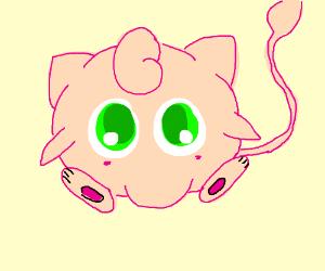 Mew + Jigglypuff Melting