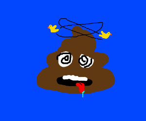 Dazed poo boi