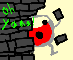 Kool aid man breaking through wall - Drawception Hey Kool Aid Videos Breaking Through Walls