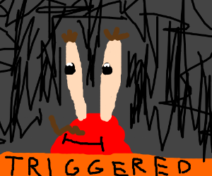 Krabbz is triggered