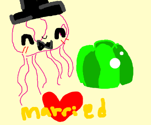 Flying Jellyfish marries jelly