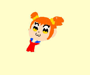 Popuko [From Pop Team Epic / Poputepipikku]