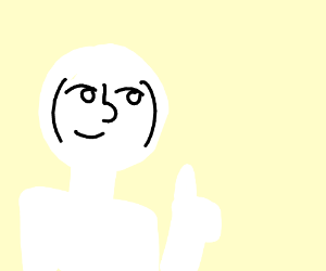 lenny face approves