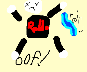 the meaning of oof - Drawception