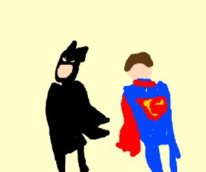 batman back to back vs superman