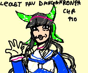 Least favorite danganronpa character P.I.O.