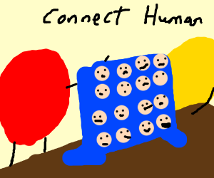 Connect human ( the classical switch )