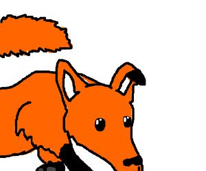 unfinished doggo or foxxo